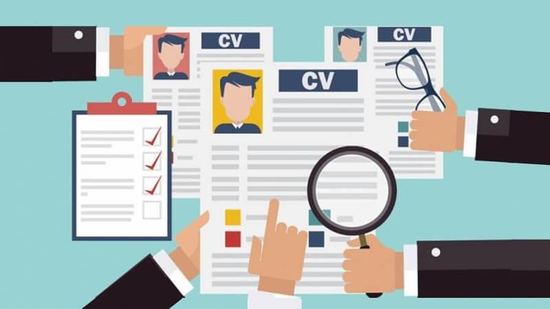 Những yếu tố tạo nên một mẫu CV tiếng Việt đẹp